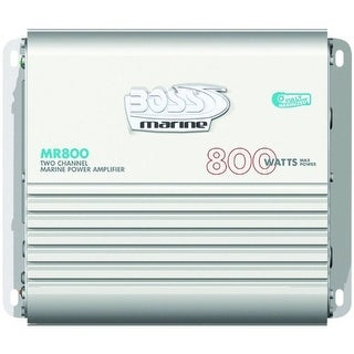 Boss Audio 32621W Boss Audio 800w MOSFET Marine Power Amplifier