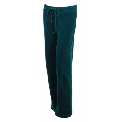 Sutton Studio Women's Velour Track Pants - Cinnabar
