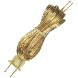 Westinghouse 8' Gold Lamp Cord