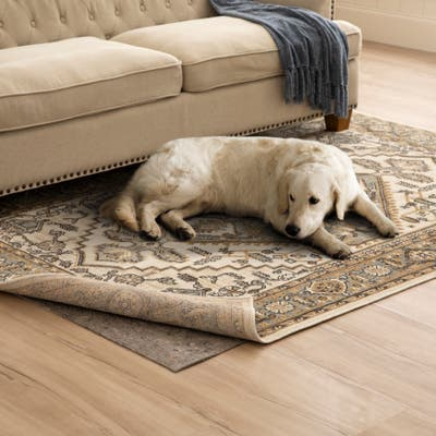 Mohawk Home Pet-friendly Dual-surface Rug Pad - Grey