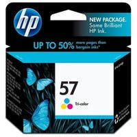 HP 57 Tri-color Ink Cartridge C6657AN