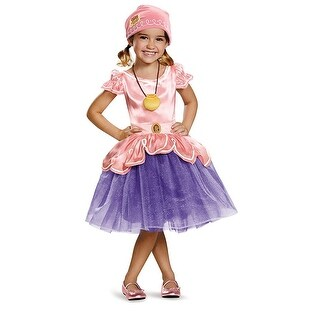 Izzy Tutu Deluxe Costume - Pink