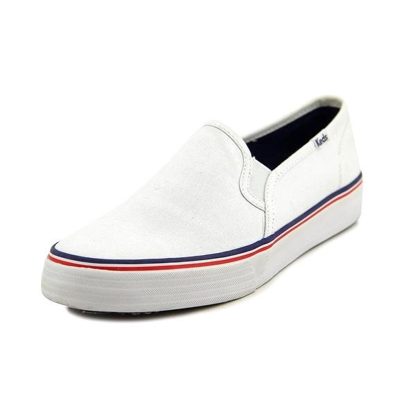 Keds Craze II Women Round Toe Canvas White Sneakers