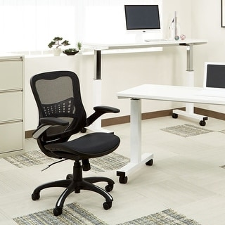 Link to Office Star Mesh Seat and Back Manager Chair Similar Items in Office & Conference Room Chairs