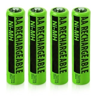 Battery for Pentax AA (4 Pack) Camera Battery