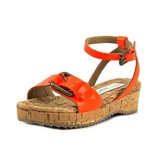 Stella McCartney Linda Open Toe Synthetic Sandals