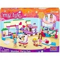 Mega Bloks My Life As Slumber Party Play Set - Thumbnail 0