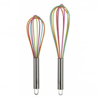 Core Kitchen 10645-TV Rainbow Whisk Set, 2-Piece