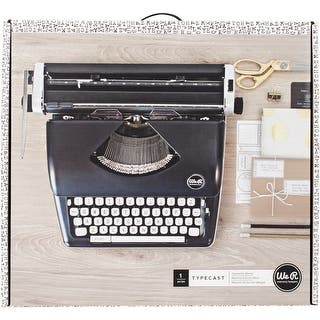 We R Typecast Typewriter-Black|https://ak1.ostkcdn.com/images/products/is/images/direct/2a8cbdc079b805bfe90a3af40fbdccd6745b2d5e/We-R-Typecast-Typewriter-Black.jpg?impolicy=medium