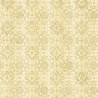 Brewster 2618-21338 Tendilla Beige Lattice Wallpaper