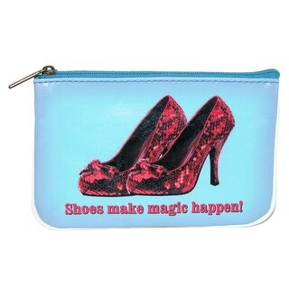 Mlavi Women's Shoes Make Magic Happen Coin Purse Wallet - One size