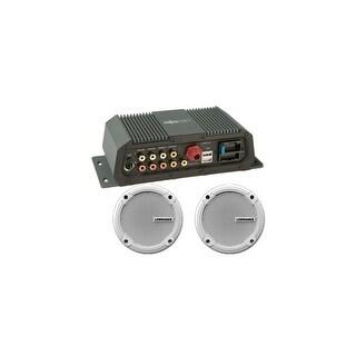 Lowrance Sonichub Marine Audio Server Lowrance Sonichub Marine Audio Server with 6.5 Inch Speakers