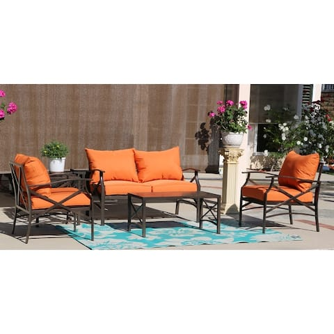 Luxi 3-piece set Lounge Chairs with End Table
