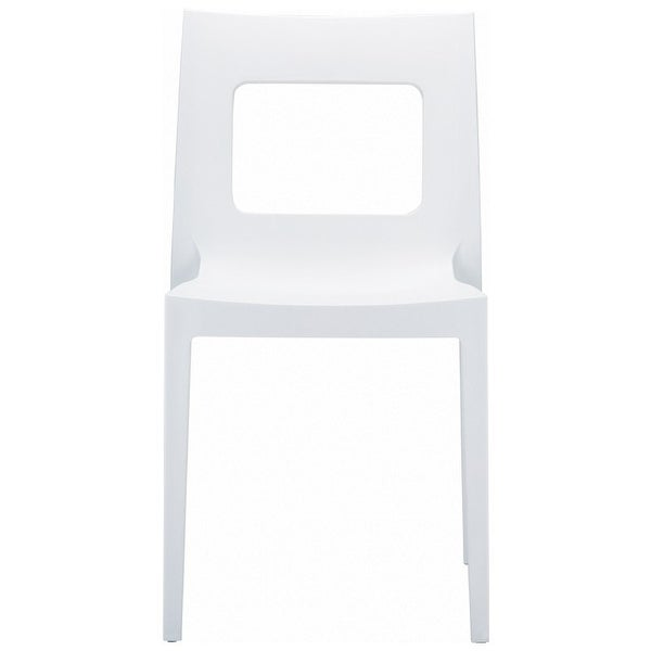 Lucca Dining Chair - Set of 2 - White