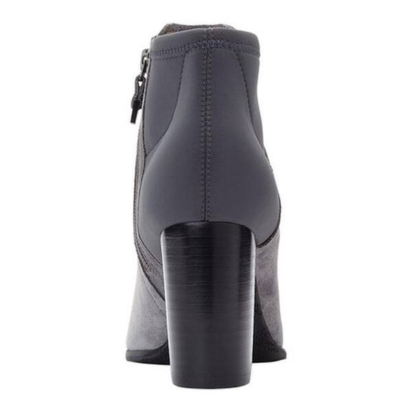 b820c1e2832 Shop Vionic Women's Whitney Ankle Boot Charcoal Suede/Neoprene - On ...