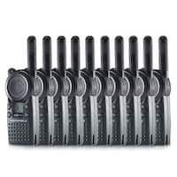 Motorola CLS1410  (10-Pack) 2-Way Radio / 5 Mile Range
