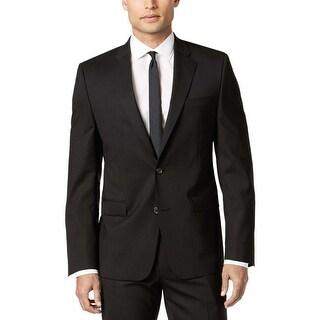 Lauren Ralph Lauren Mens Trim Fit Wool Tuxedo Jacket 42 Long Black Suit  Separate