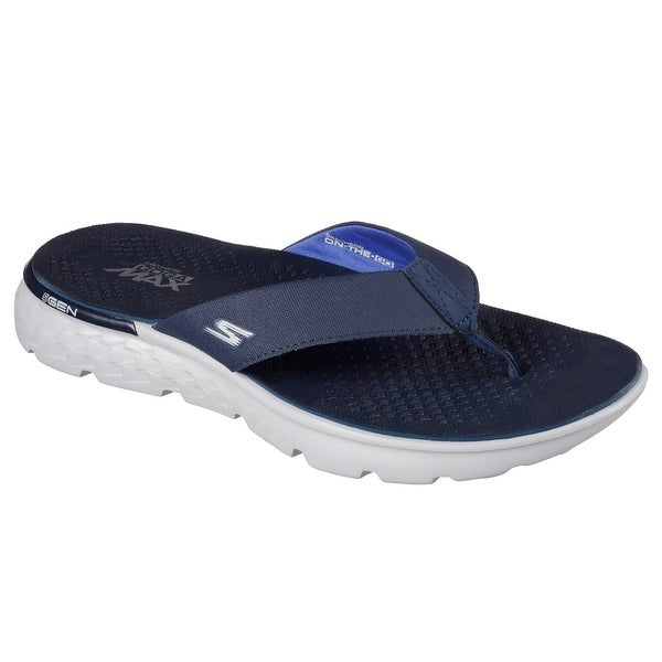 Skechers 54256 NVBL Men's ON THE GO 400 - SHORE Sandal