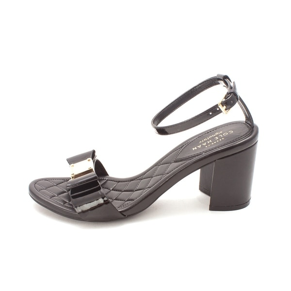 Cole Haan Womens Gloriasam Open Toe Casual Ankle Strap Sandals - 7
