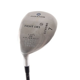 New Adams Tight Lies Strong 7-Wood 24* Steel Senior LEFT HANDED