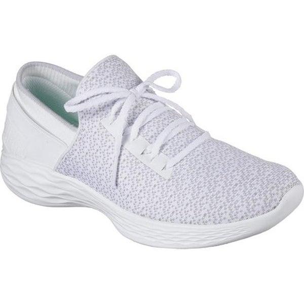 844b06704d34 Shop Skechers Women's YOU Inspire Sneaker White - Free Shipping ...