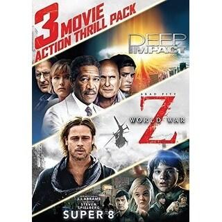 3 Movie Action Thrill Pack [DVD]