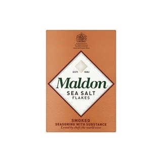 Maldon - Smoked Sea Salt Flakes ( 6 - 4.4 OZ)