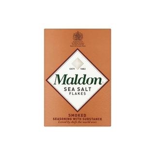 Maldon - Smoked Sea Salt Flakes ( 6 - 4.4 OZ)