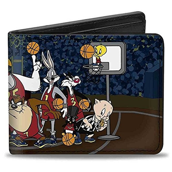 Buckle-Down Bifold Wallet Looney Tunes