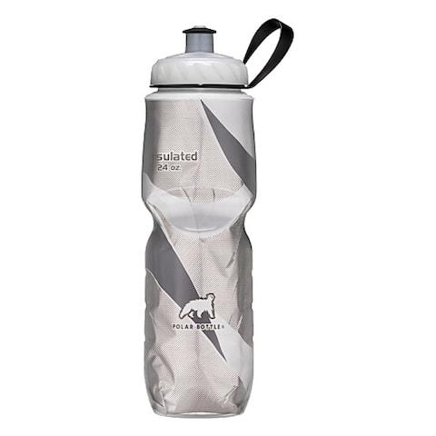Polar bottle pbb-24-pblk polar bottle polar bottle 24oz black pattern