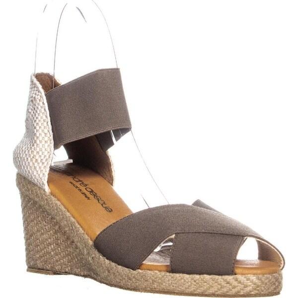 45e16d06b354 Shop Andre Assous Erika Espadrille Wedge Sandals