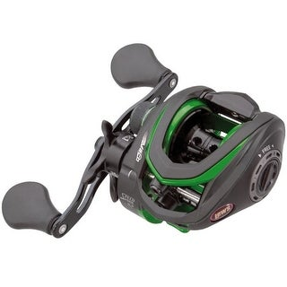 Lews Mach Speed Spool Super Low Profile Reel MS1H Mach Super Low Profile Reel