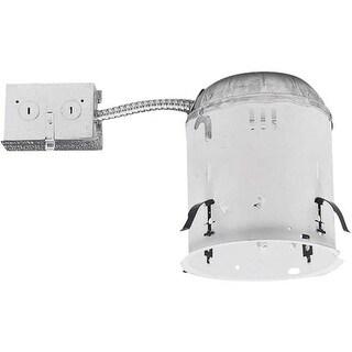 "Cooper Lighting 6"" Recessed Fixture H7RT Unit: EACH Contains 6 per case"