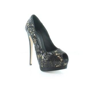 Giuseppe Zanotti Sharon Women's Heels Blk/Gold