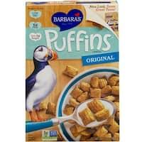 Barbara's Bakery - Original Puffins Cereal ( 12 - 10 OZ)