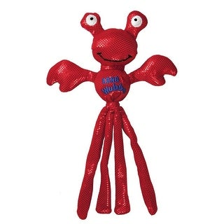 Kong Wubba Crab Crinkle Catnip Cat Toy