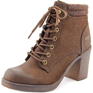Rocket Dog Somers Saloon Women Round Toe Synthetic Ankle Boot