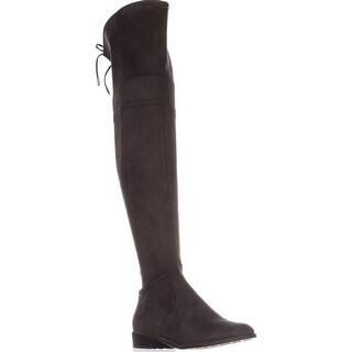 Marc Fisher Humor2 Over the Knee Boots, Dark Gray