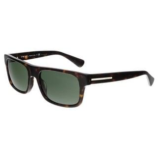 Prada PR 18PS 2AU0B2 Dark Havana Sunglasses