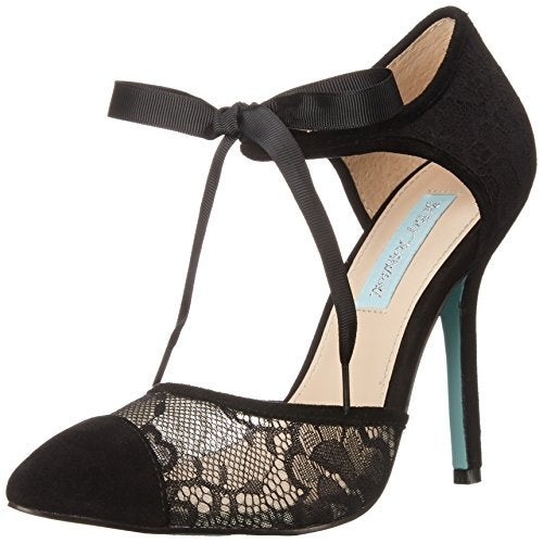 4262df3fdc Shop Blue by Betsey Johnson Women's SB-Reese Dress Sandal - Free Shipping  Today - Overstock - 15667564