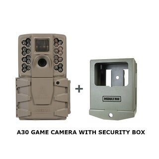 A-30 Game Camera with S-Series Security Box A-30 Game Camera