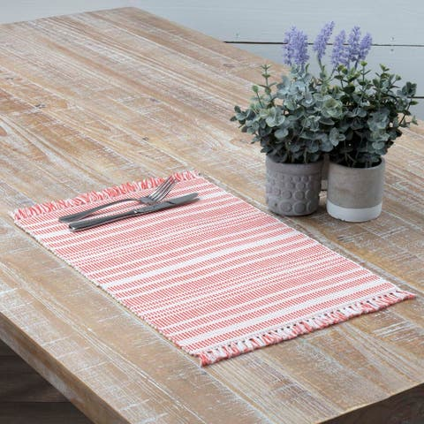 Madeline Ribbed Placemat Set