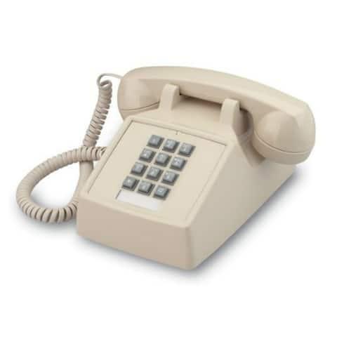Cortelco 250044-VBA-20MD Consumer Telephone - Multicolor