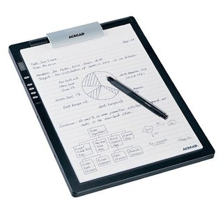 "Solidtek Acecad Digimemo L2 8.5"" X 11"" Digital Notepad For Pc & Mac Dm-L2 ""Product Category: Input Devices/Drawpads & Di"