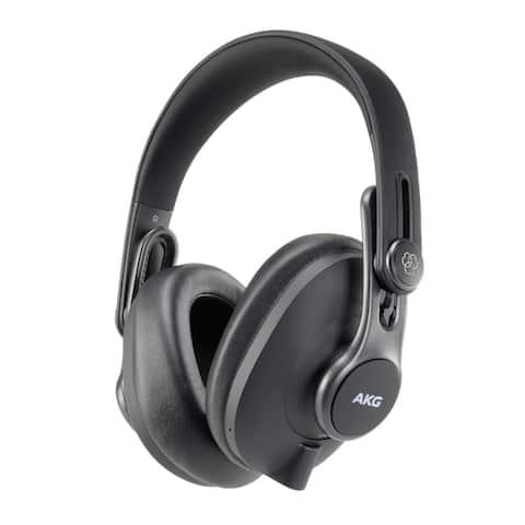 Harman AKG K371BT Over-Ear, Closed-Back Foldable Studio Headphone