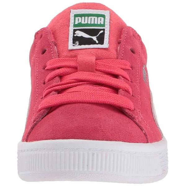 best loved a18d4 5732e Shop PUMA Kids' Suede Classic Sneaker - 4 c us toddler ...