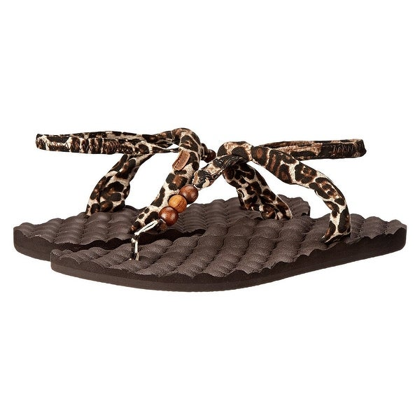 Freewaters Womens Riviera-Print Sandal Footwear