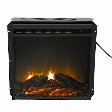 """18"""" Electric Fireplace Insert Indoor Electric Stove"""