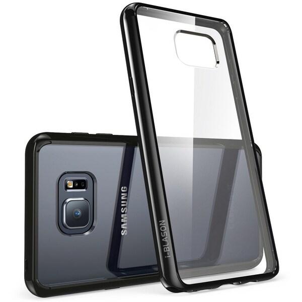 i-Blason Galaxy Note 5 Halo Series Clear Case - Black