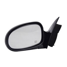 Pilot Automotive CR4609410 Chrysler Sebring Black Power Heated Replacement Side Mirror